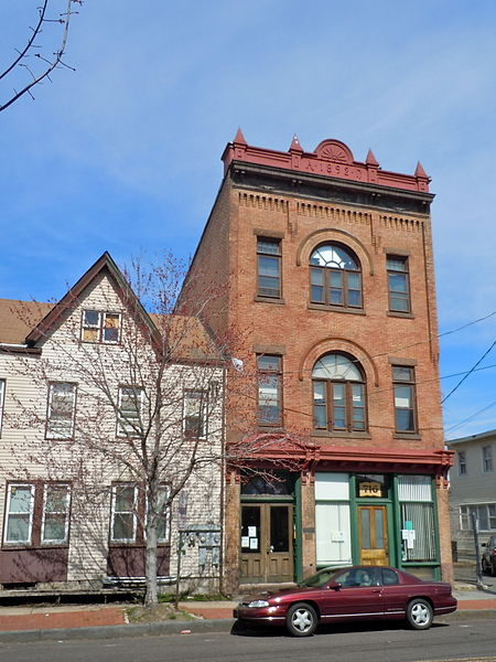 In And Out Social Club Historic Sites Of Trenton