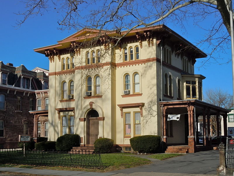 Charles Brearly House Historic Sites Of Trenton